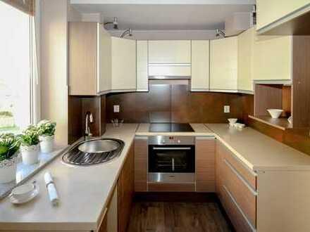 Gemütliche 2-Zimmer Wohnung mit Süd-Balkon!
