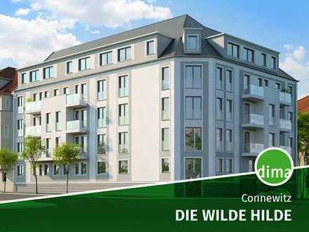 VERKAUFSSTART | Die Wilde Hilde | Traumwohnung mit 2 Balkonen und großem Tageslichtbad | Tiefgarage