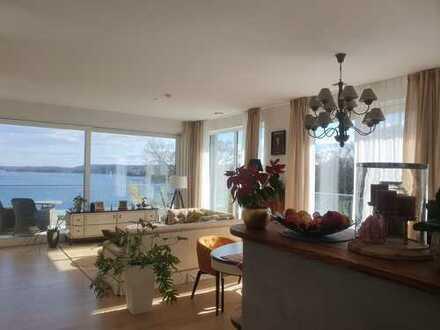 48-15 Glindower Seevillen - Traumhaftes DG-Penthouse direkt am See