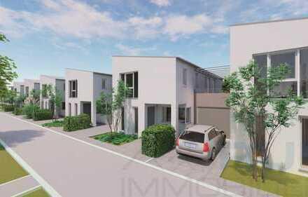 Neubau-Stadthaus im Ahornpark Peiting - Wohnraum der Extraklasse!