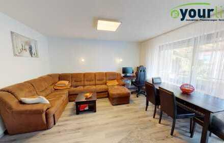 Großzügige 2-Zimmer-Wohnung in Bad Wörishofen