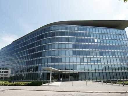 Komplett ausgestattetes Büro im Business Center