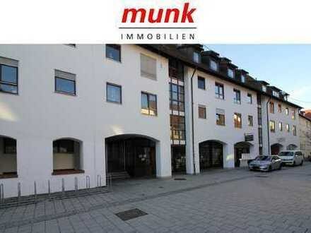Für Eigennutzer oder Kapitalanleger gleichermaßen geeignet! Handels/Bürofläche in Ulm City Lage