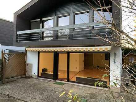 Freistehendes Einfamilienhaus mit Garten, Schwimmbad und Sauna in Flein zu vermieten