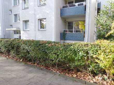 3 Raum-Wohnung in Essen-Rüttenscheid mit Loggia u. Terrasse
