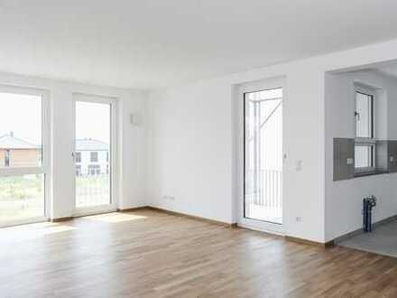 Hochwertig Wohnen mit Ausblick / Erstbezug / Balkon