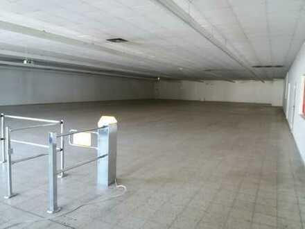 Vermietung Einzelhandelsfläche mit insgesamt 1100 m² an Haupteinfallstraße in Merzig