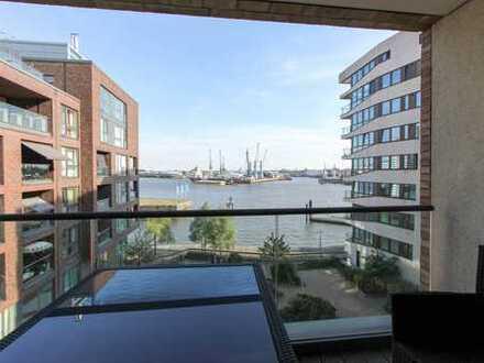 *Modernes Wohnen mit Wasserblick - Stilvoll möbliert!*