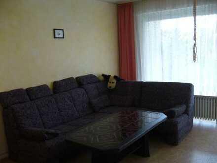 Gepflegte 1,5-Zimmer-Terrassenwohnung mit Balkon und Einbauküche in VS-Schwenningen