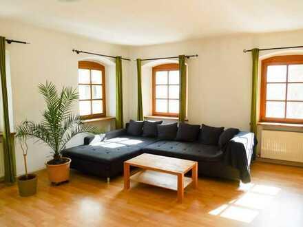 Helle und großzügige Wohnung in Waldmünchen