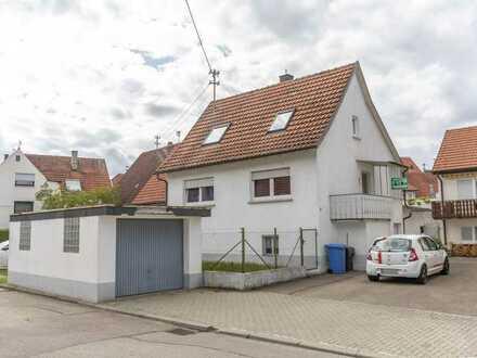 Vermietetes Einfamilienhaus in gepflegtem Zustand