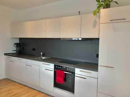 Exklusive, neuwertige 2,5-Zimmer-Wohnung mit Balkon und EBK in Emmingen-Liptingen