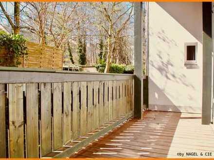 3-ZIMMER-Eigennutzer-HIGHLIGHT am Küchwald mit Garten & Balkon