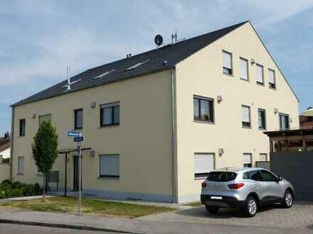 Helle Mietwohnung mit großem Westbalkon in Ingolstadt-Gerolfing