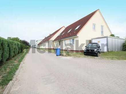 Gepflegtes, sicher vermietetes Reihenhaus mit Garten als Anlageobjekt in Ostseenähe