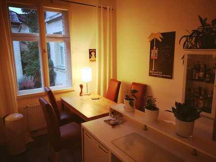 28 qm Zimmer in denkmalgeschütztem Altbau in Gostenhof