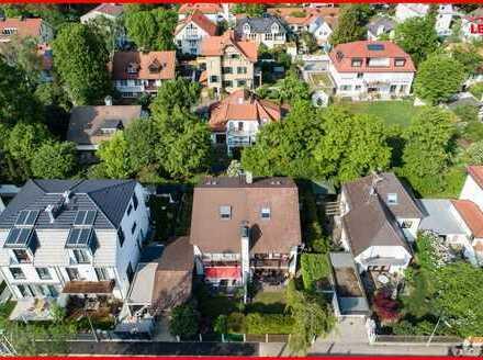 Großzügiges Wohnen und den Stadtpark als Nachbarn
