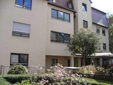Gepflegtes Büro/Praxis auf 2 Ebenen - 2 Büroräume + WC + Küche + Keller, Augsburg-Lechhausen