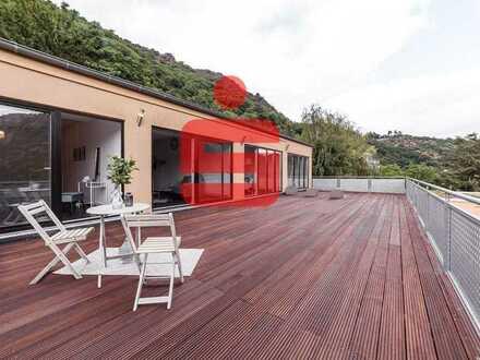 Traumhafte Wohnung mit Panoramablick