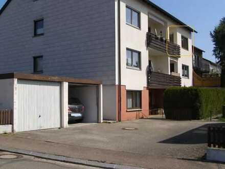 Helle 2-Zimmer-Wohnung im 1.OG in Oettingen/Schillerstraße 5c; provisionsfrei