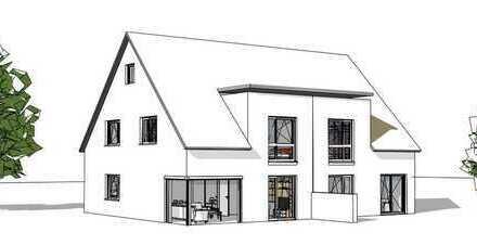NEUBAU - Doppelhaushälfte in beliebter Wohnlage