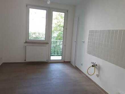 Schöne, helle 1-Zimmerwohnung mit Balkon und Wohnküche