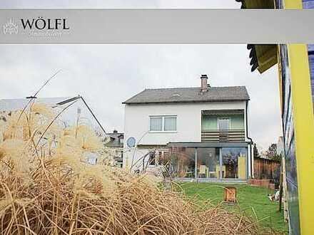 3 ZKB Wohnung mit 357 qm Gartenanteil in zentraler Lage in Manching
