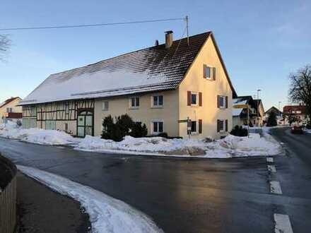 Bauernhaus in Renovierungsphase in Haidgau für Familien, Heim- und Handwerker