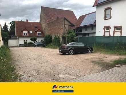 Grundstück in der Gemeinde Weinheim zu verkaufen !