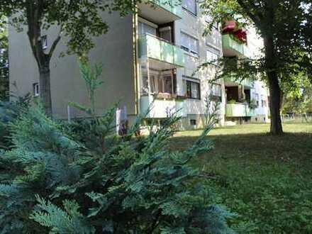 Schöne Eigentumswohnung 3 Zimmer, Küche, Bad in Grünwinkel Hochparterre in Gartenanlage