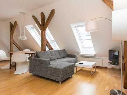 Möbliert: Luxus Loft in Szenelage Schanze/Rotherbaum