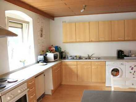 Aufseß - helle 1-Zi-Whg mit Küchenzeile, Dusche und WC - frei ab 1.1.19!