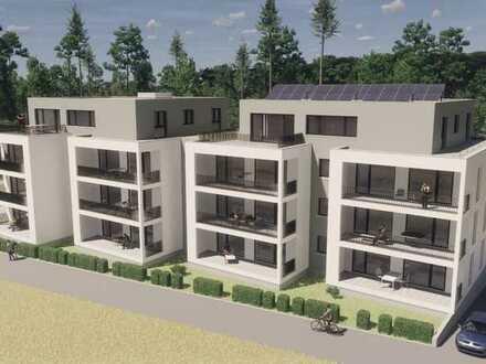 Wohnen im Waldfeld - 3 Zimmer-Wohnung 103,5 qm