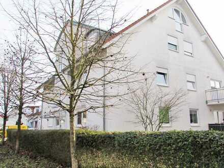 Gepflegte 3-Zimmer Wohnung Erdgeschoss
