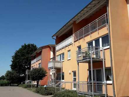 Dreiraumwohnung im grünen Umland Leipzigs