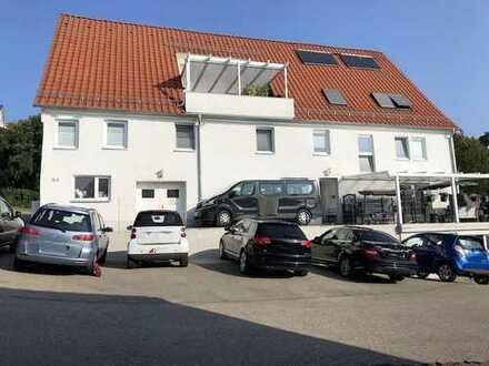 Gemütliche 1-Zimmer Wohnung in Ulm-Mähringen mit Terrasse zu vermieten!