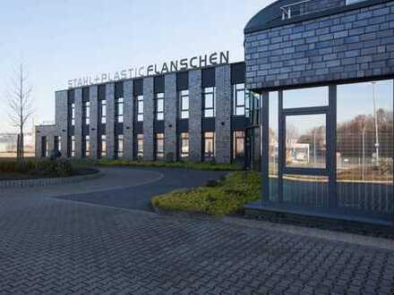 Moderne Büroflächen in Holzwickede Nähe Flughafen mit Anbindung an Einzelhandelsflächen