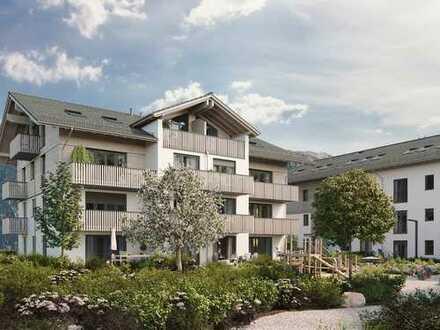 3-Zimmer-Erdgeschosswohnung auf ca. 80 m² Wohnfläche und 3 Terrassen