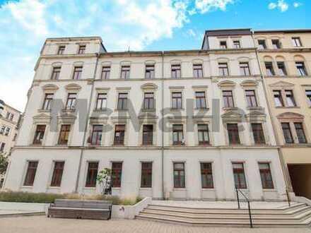 Renovierte 2-Zi.-ETW für Kapitalanleger oder Eigennutzer in zentrumsnaher Lage von Chemnitz
