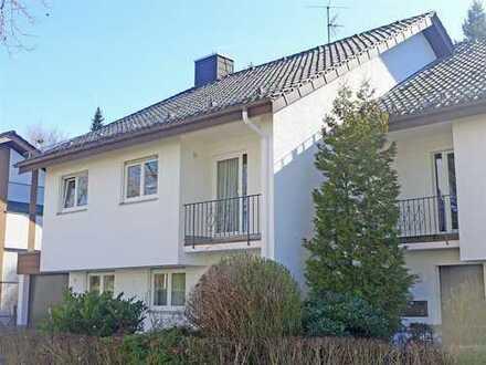 Bei Reuchlin Gymnasium: Gepflegte 3-Zi-Wohnung, Terrasse-Garten in Pforzheim, EG, 1.11. oder früher