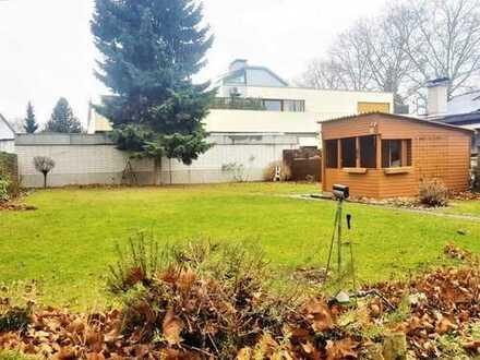 Attraktives Wohn- und Geschäftshaus mit Neubaumöglichkeit auf großem Grundstück in In guter Lage v