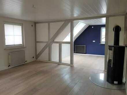 Große Maisonette Wohnung