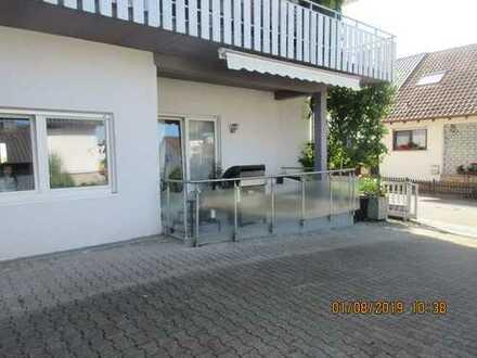 Schöne vier Zimmer Wohnung in Rhein-Neckar-Kreis, Weinheim Lützelsachsen