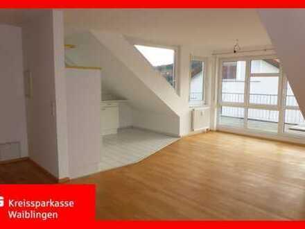 Schicke Wohnung mit herrlicher Dachterrasse!