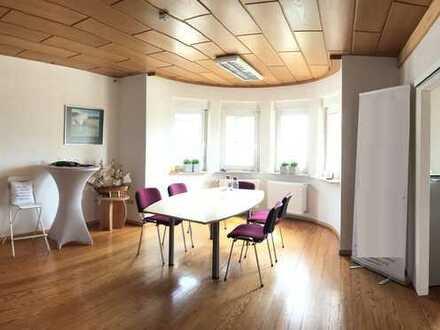 Arbeiten und Wohnen - Haus mit Flair