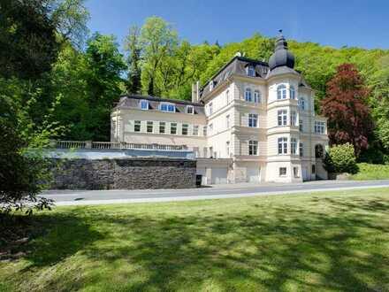 Ihr neuer repräsentativer Geschäftssitz in der Gustav Selve Jugendstil-Villa mit Teilungsmöglichkeit