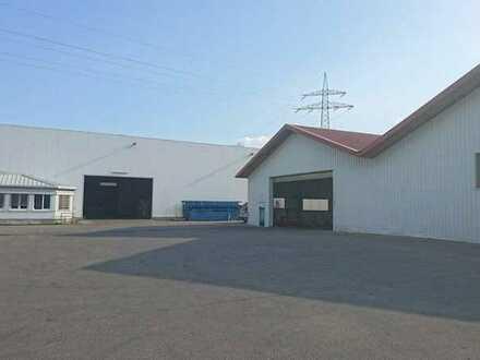 Gewerbehallen / Montage- und Produktionsfläche mit Hallenkräne