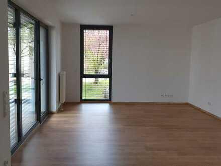 Exklusive, geräumige und neuwertige 3-Zimmer-Wohnung mit Balkon und Einbauküche in Weinheim