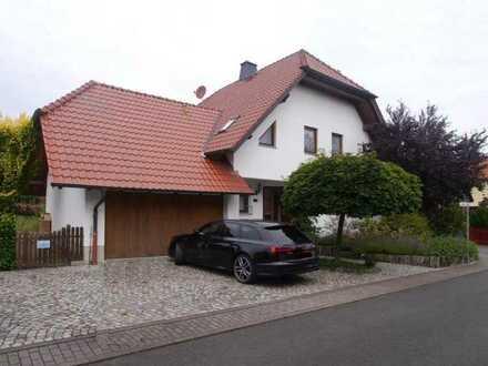 freistehendes Einfamilienhaus mit Doppelgarage in idyllischer Lage von Leimbach