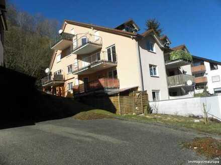 Voll möblierte Wohnung mit Terrasse in schöner Randlage von Bad Wildbad!